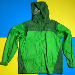 Columbia Sportswear Lightweight Zip-Up Windbreaker